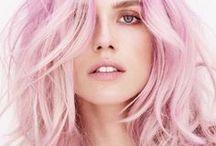 Hair Color / Fun ways to color hair / by Mentality Nail Polish