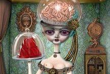 Magical Realism to Pop Surrealism / by J de Asturias