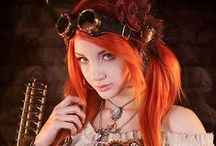 Steampunk Style / Cogs, gears, alchemy, top hats! / by Rebel Circus