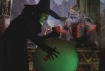 Wicked Witch / my favorite character in the wizard of oz / by Elizabeth Shuey