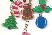 Christmas crafts / by Dr. LeAnne Deardeuff