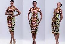 Mode africaine / by Astrid Tchana