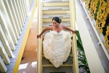 Wedding gown/ Robe de mariée / one day maybe ... un jour peut être... / by Astrid Tchana