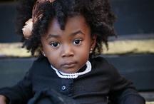 Mini Top Model / C'est la fille du photographe américaine Christin McQueen Armstrong. Comme elle le dit, c'est son modèle préféré, son inspiration: Miss Riley Elle / by Astrid Tchana