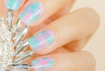 Nails / nail art / by Donguri Morise