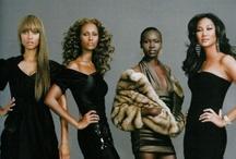 Black is Beautiful (Women) / by Astrid Tchana