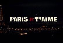 Mon Paris à moi / La plus belle ville au monde ... / by Astrid Tchana