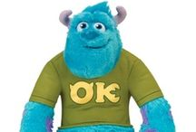 Monsters University Scary Swag / by Disney Living