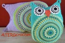 Crochet Projects / Crochet is one of my favorite coping skills.  It helps me relax after a tough day! / by Encourage Play