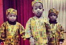 Mode Africaine (Enfant) / by Astrid Tchana