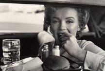 Marilyn / by Hannah Mayor