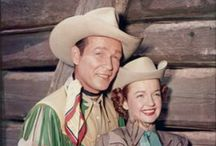 Roy Rogers - Dale Evans / by Gloria Bush