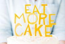 Kids Birthday Cakes / by NatalieJames Weddings