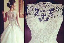Future Dreamday Wedding dresses <3 / by Hannah Burkholder