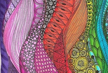 Scrapbooking Zentangles / by Lynette Larson Campbell