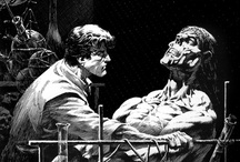 Bernie Wrightson / by Simon Avery