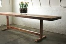 Timber & Wood / by Kat O
