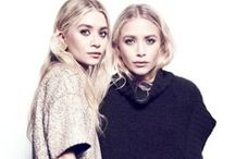 The Olsen Twins / by Tina Gustavson