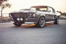 Classic cars / by Joey Wayman