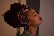 Natural hair beauties  / by Jatoria Benson
