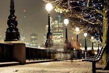 Around the world in... / by Jill Plenge