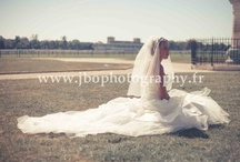 Mariage by JBO Photography / Wedding photograpy, photographe de mariage / by JBO Photography Lifestyle photographer