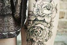 Tattoos and Piercing / by Clara Elan