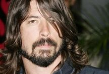 ROCK AND GROHL / Dave Grohl- duh / by Carrie Jaeger
