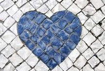 Blue Hearts / by It's all about hearts