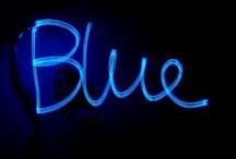 All Blues / by Christine Stella-Jackson