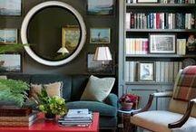 Bookshelves / by Gregg Irby