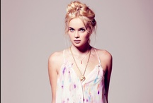 Rory Beca Spring Look Book 2012 / by Forever 21