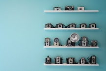 Frames, Windows, and Camera Decor / by Mindy McPherson