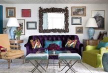 Living Rooms / by Gregg Irby