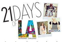 21 Days of LA / 21 Days of LA Instagram Challenge! Want to win a $1,000 Forever 21 gift card? Head on over to the blog at http://bit.ly/21DaysofLA for all the deets and get snappin on Instagram!! / by Forever 21