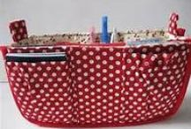 Sew - Purses & Bags / by Connie Soares