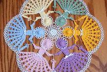 Crochet doilies / by nanwraps