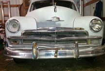 My 1950 Plymouth Special Deluxe Project / by Chad Thayer