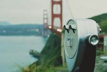 San Francisco Destinations / by The Pickwick Hotel