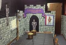 Bible School / Kingdom Chronicles vacation bible school 2013 / by Misty B