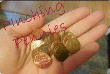 Pinching pennies / by Misty B