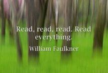 joy of reading / by kjw