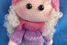 Amigurumis / Crochet y tejido de punto. / by Espino Fernandez