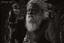 Black and White / Portrait / by Sergio Melo de Melo