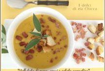 Zuppe e minestre / by Lella Poletto