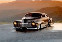 Cool Cars / by Nancy Carver