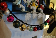 Christmas Crafts / by Nancy Carver