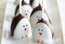 Cute Sweets -- Aww!! / by Amy [Amy's Healthy Baking]