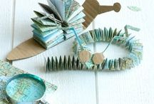 paper crafts / by Manolis Markakis