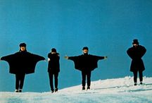The Beatles / My favourite band of all time. / by Jo Draper